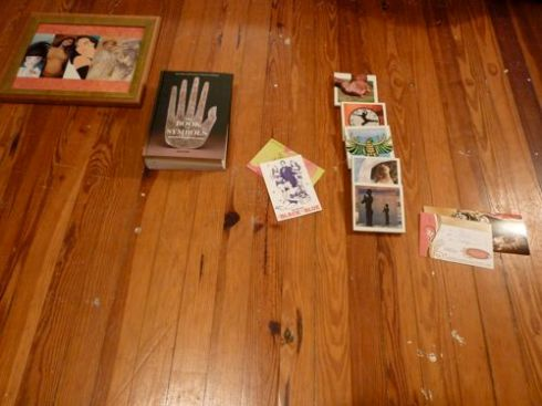 Carolyn's 5Rhythms gifts